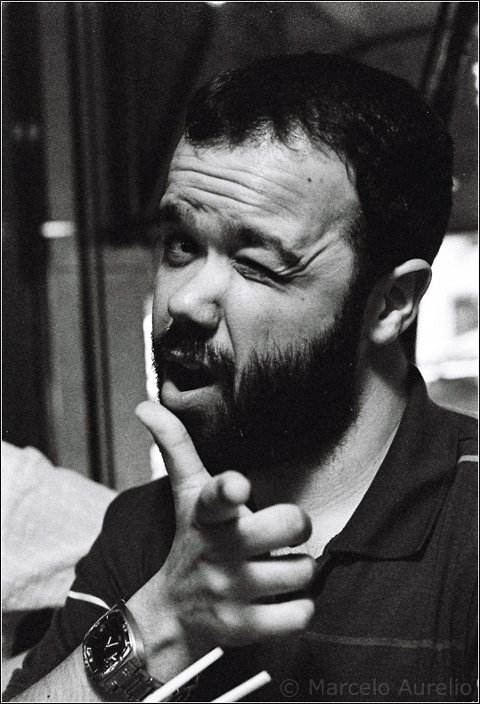 Guillermo Ruiz - Desenfocado - Barcelona