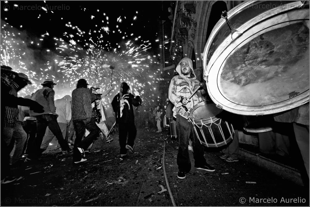 Raval Infernal en la Fiesta Mayor de Terrassa 2009