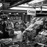 Cash - Mercat de la Boqueria - Barcelona