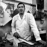 Josep de Masrampinyo - Carnicero del Mercat de la Boqueria - Barcelona
