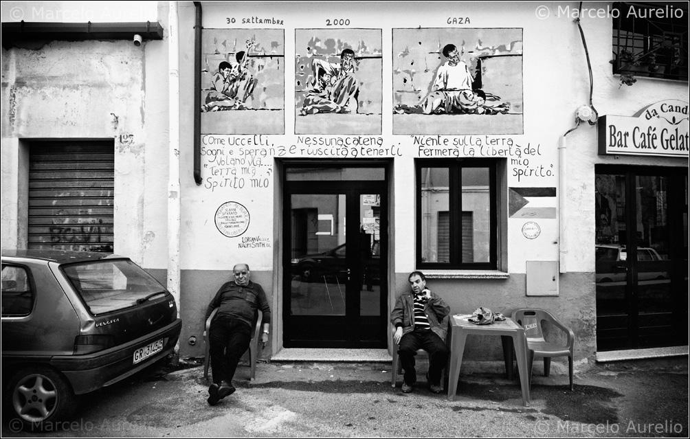 Orgosolo - Cerdeña - Italia