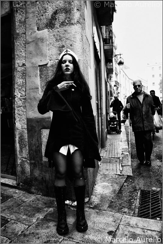 La calle es sueño (revised) - Barcelona