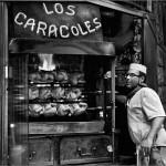 El cocinero de Los Caracoles - Barcelona