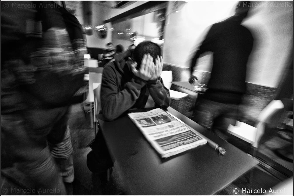Malas noticias - Barcelona