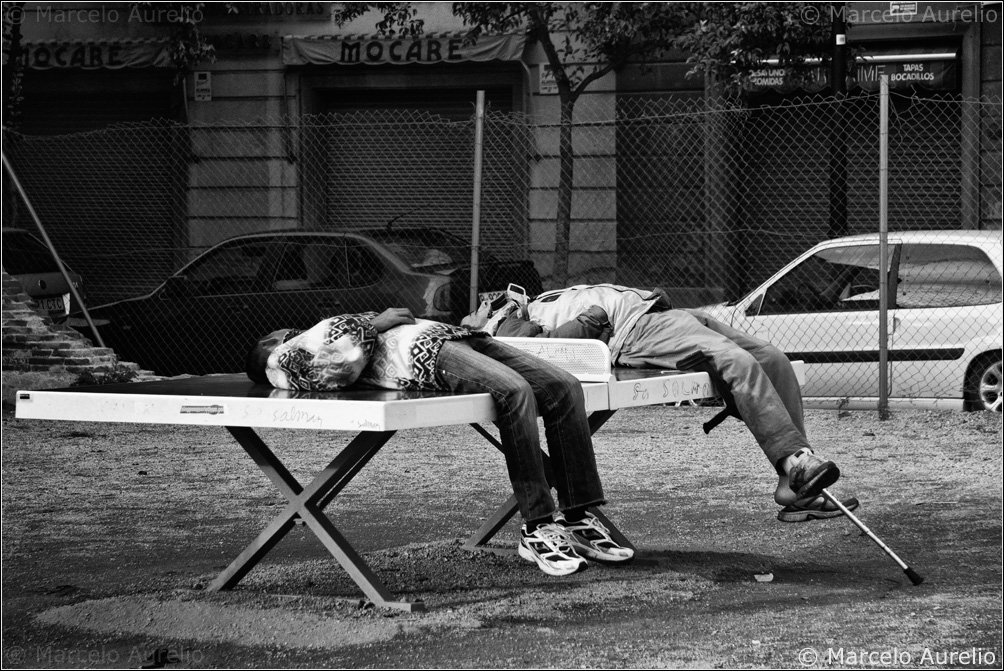 Tiempo de descanso - Barcelona
