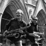 Xavier Figuerola y Guim G Balasch - 30º Festival de Jazz de Terrassa