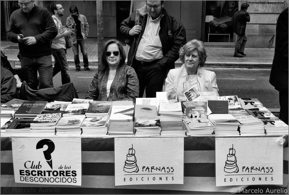 Club de los escritores desconocidos - Barcelona