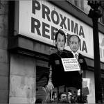 Próxima reforma - Indignados – Manifestación 19J – Barcelona