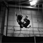 Ensayando para el 5to. Gran Cabaret de Circo en La Fabrik 2 – Rubí – Barcelona