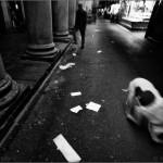 Al declinar el día - Mercat de La Boqueria - Barcelona