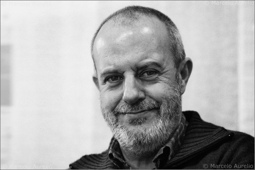 José Manuel Navia - Sant Pere Pescador, Girona, 2012. © Marelo Aurelio