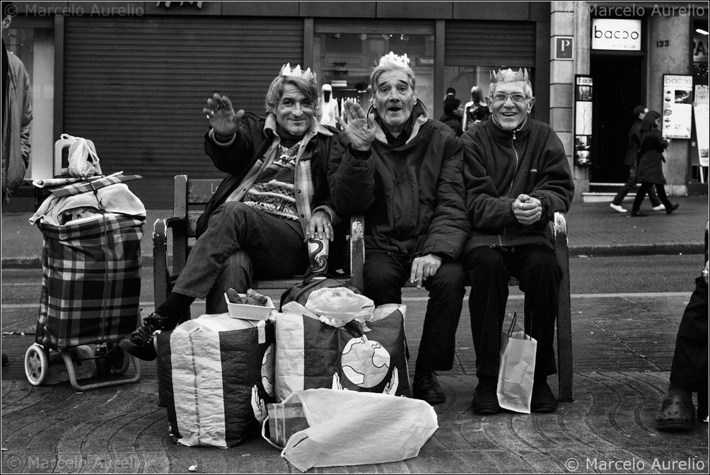 Los Reyes de La Rambla - Barcelona
