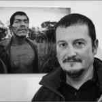 """Alfons Rodríguez en la presentación de su libro """"Entre miradas"""" en The Private Space. Barcelona 04/2012."""