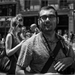 Javier Martín - El fotógrafo que hace guiones - Barcelona