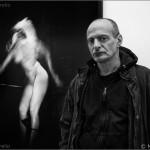 Antoine D'Agata. Galería Carles Taché. Barcelona, 2013. © Marcelo Aurelio