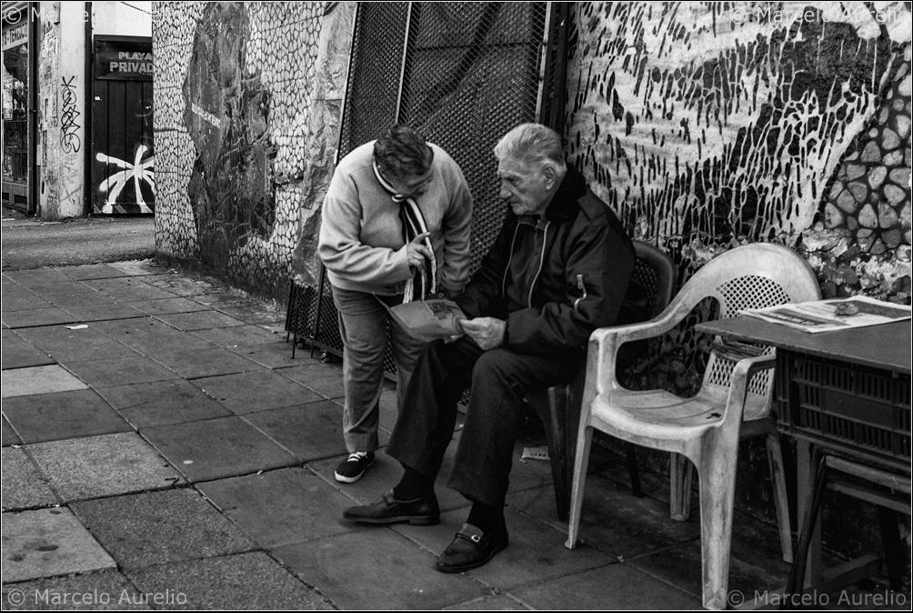 La consejera. Buenos Aires, Argentina, 2013. © Marcelo Aurelio