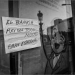 €stafats x la banca - Estafados por la banca. Barcelona, 2013