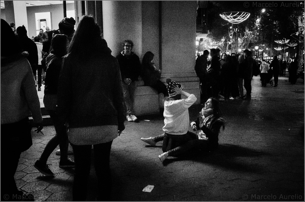 Barcelona, 2013. © Marcelo Aurelio