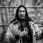 Jim Morrison's Indian spirit. Buenos Aires, 2013. © Marcelo Aurelio