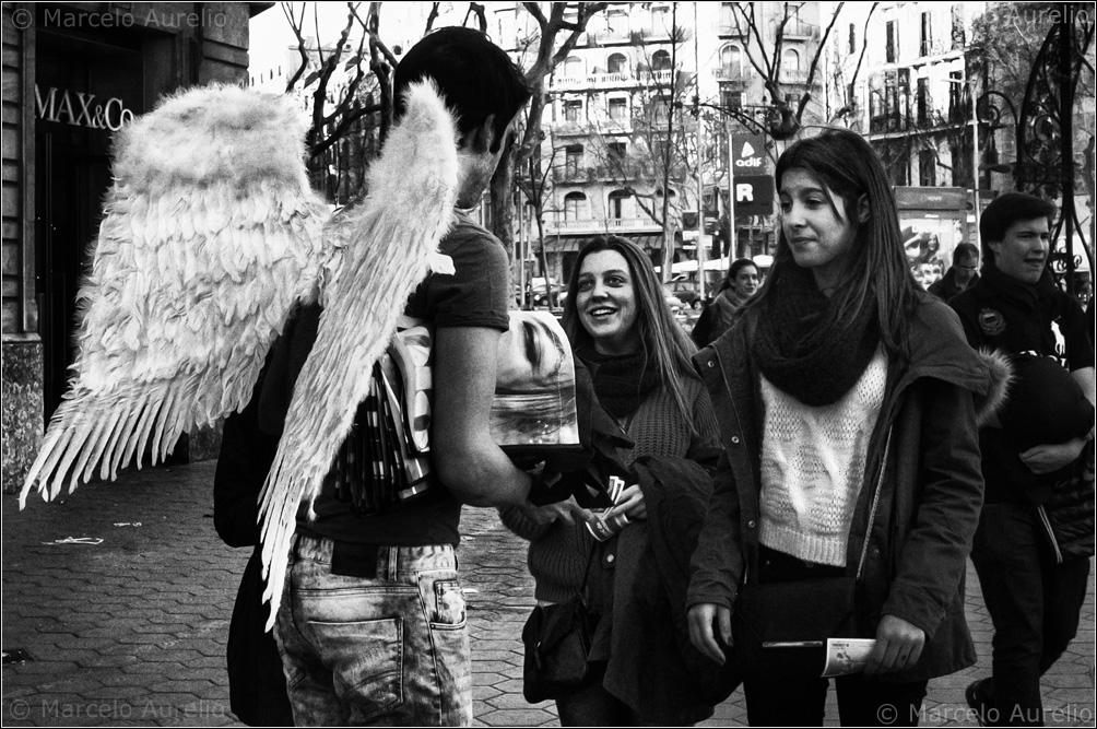 Tobi. Barcelona, 2014. © Marcelo Aurelio