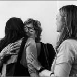 Joana Biarnés, Darcy Padilla y Silvia Omedes.Barcelona, 2014. © Marcelo Aurelio