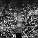 La que no se mancha. Barcelona, 2014. - Futbol Club Barcelona - Athletic Bilbao. Barcelona, 2014. © Marcelo Aurelio