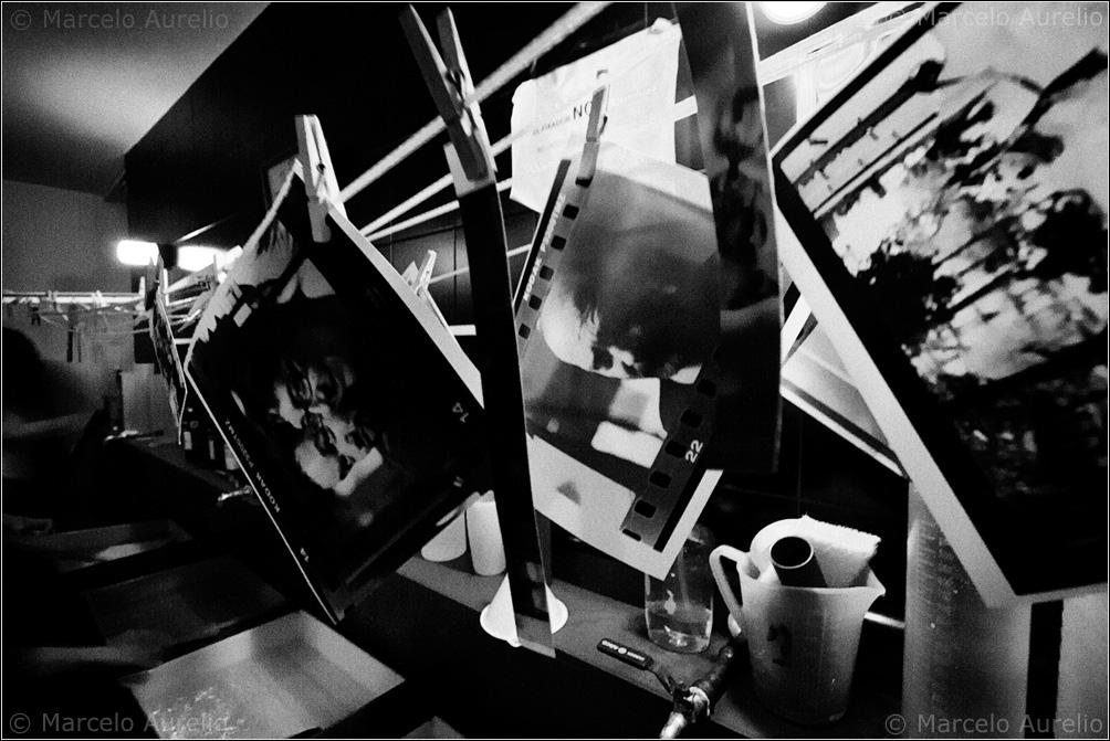 En blanco y negro. Barcelona. © Marcelo Aurelio