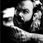 Mi amigo Guillermo y yo. Un jueves en el Velcro. Barcelona, 2014. Guillermo Ruiz y Marcelo Aurelio en el Velcro. Barcelona, 2014. © Marcelo Aurelio y Guillermo Ruiz