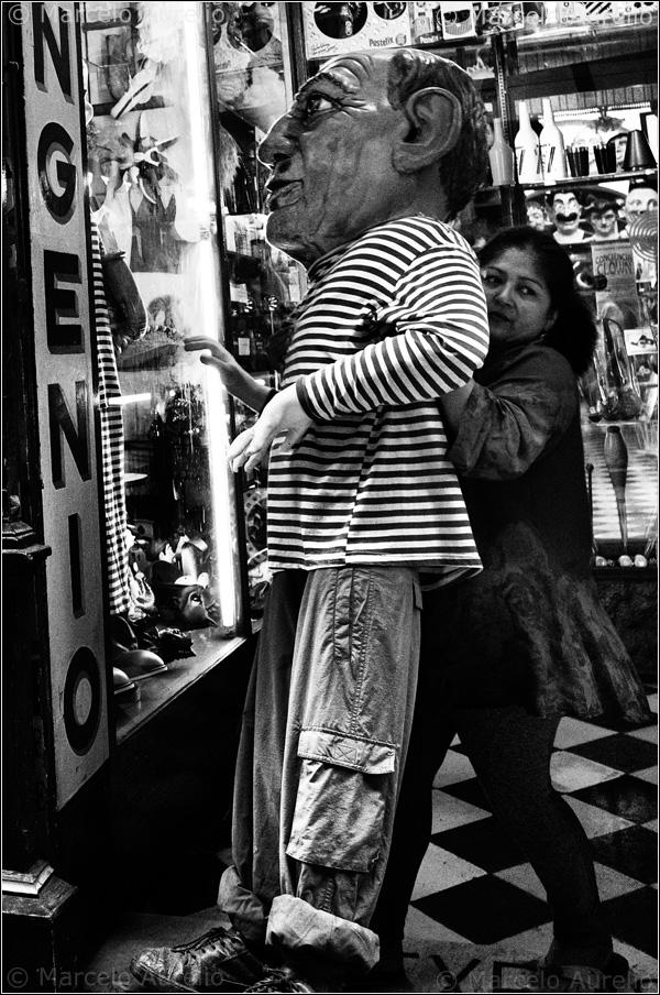 Mi vida con Picasso. Barcelona, 2014. © Marcelo Aurelio