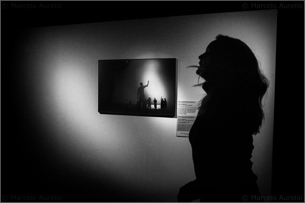 Silvia Omedes en el WPP 14. Barcelona, 2014. © Marcelo Aurelio