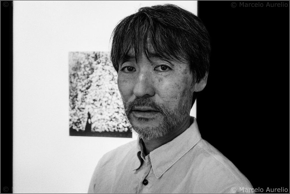 Masao Yamamoto. Galería Valid Foto BCN. Barcelona, 2015. © Marcelo Aurelio