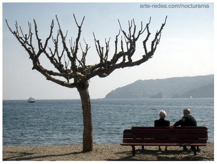 frente al mar en Cadaqués - Girona