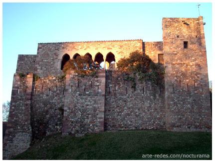 Castell Cartoixa de Vallparadís, Siglo XIV, Terrassa, Barcelona