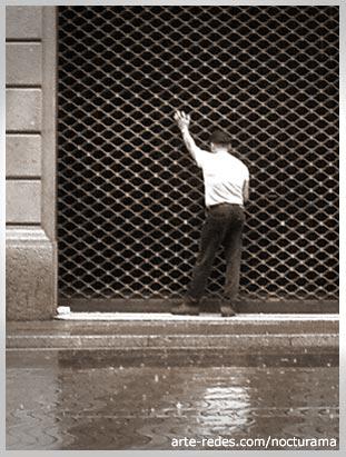 por la rambla, Barcelona