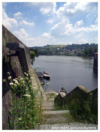 El Danubio, Passau, Alemania