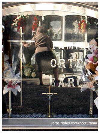 Día de los muertos - Cementerio de Terrassa - Barcelona