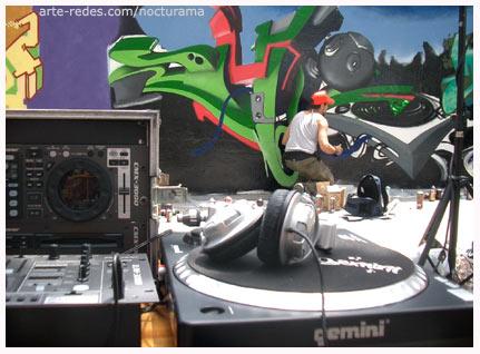 Ruta d'Art Jove: 2a Exhibició de Graffiti en Premiá de Mar