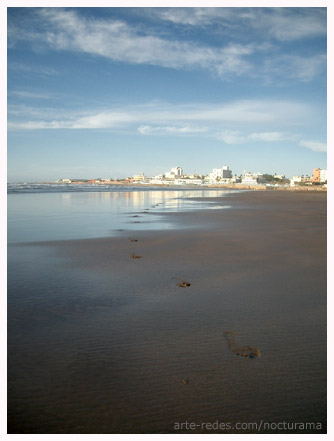 Playa de Casablanca, Marruecos