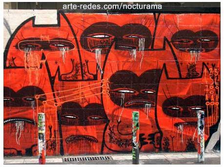 frente al CCCB, Barcelona.
