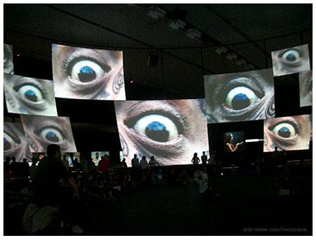 Exposición Voces, Forum. Barcelona