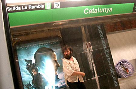 estación Plaza Catalunya
