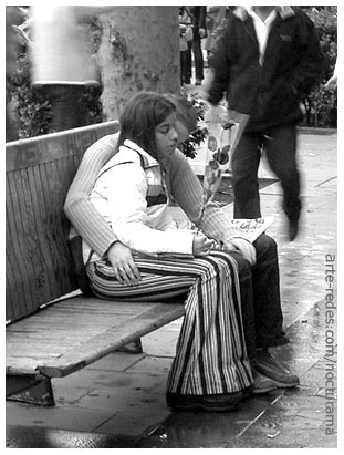 """""""blossom"""" - Photo Friday - por paseo de gracia, Barcelona."""