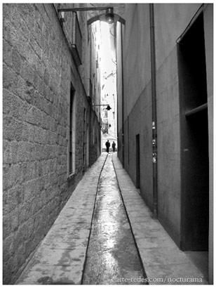 caminando por Girona