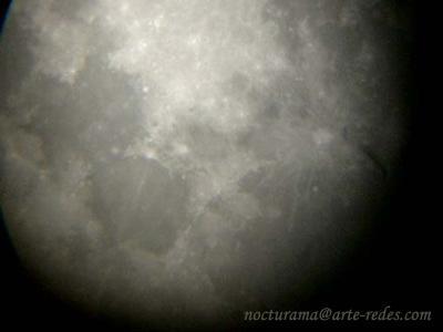 luna de La Floresta