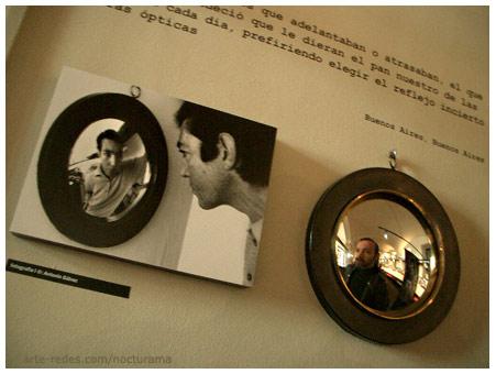 muestra: Viajes, imágenes y otros territorios. Julio Cortazar. CCCB, Barcelona.