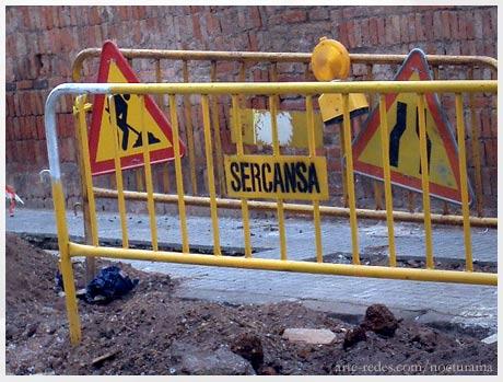 desafío: Statement  de  Photo Friday - Ser Cansa. Terrassa, Barcelona