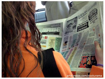 Imperfection - Photo Friday - Lecturas en el autobús