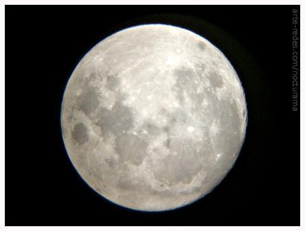 La Luna en La Floresta, Barcelona