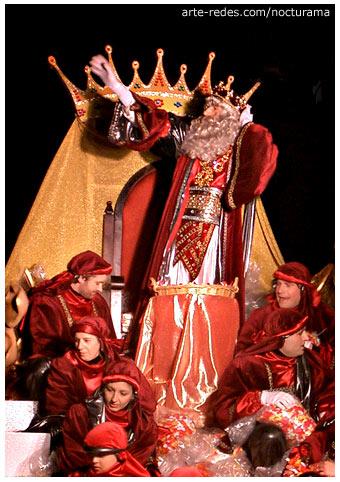 Cabalgata de Reyes - Terrassa - Barcelona