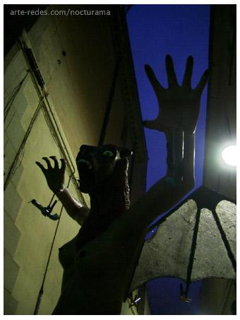 Gritos en la noche